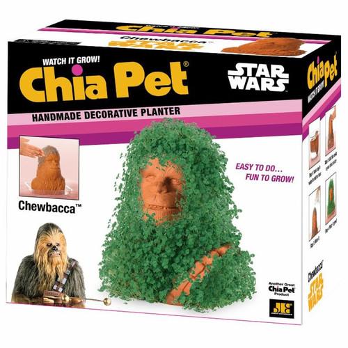 NECA Star Wars Chewbacca Chia Pet