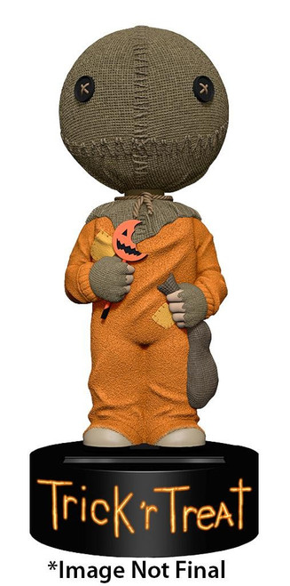 NECA Trick R Treat Body Knocker Sam 6.5-Inch Bobble Head