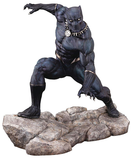 Marvel ArtFX Premier Black Panther Limited Edition Statue