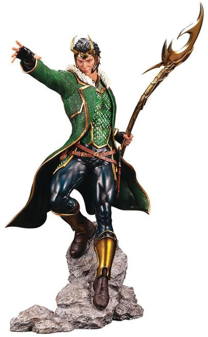 Marvel ArtFX Premier Loki Limited Edition Statue