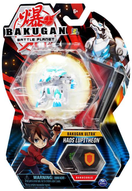 Bakugan Battle Planet Battle Brawlers Ultra Haos Lupitheon