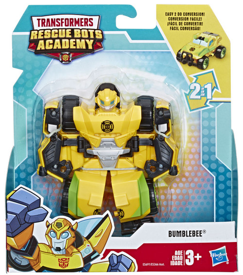 Transformers Playskool Heroes Rescue Bots Academy Bumblebee Action Figure [Version 1]