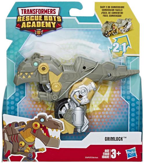 Transformers Playskool Heroes Rescue Bots Academy Grimlock Action Figure