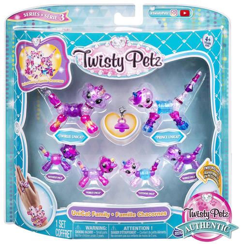 Twisty Petz Series 3 Unicat Family Set