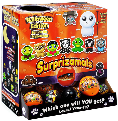 Surprizamals Halloween Mystery Box [36 Packs]
