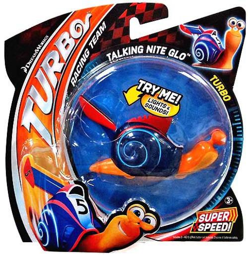 Talking Nite Glo Turbo Figure
