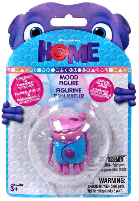 Home Series 1 Happy 2-Inch Mood Figure