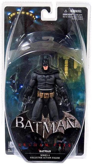 Arkham City Series 4 Batman Action Figure