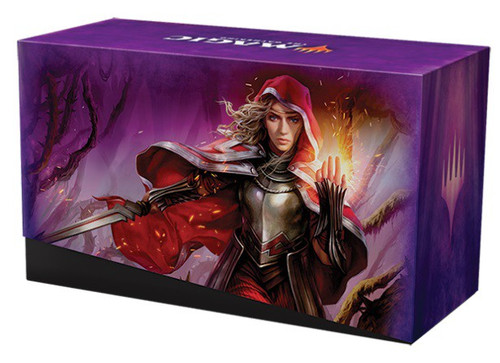 MtG Trading Card Game Throne of Eldraine Bundle [Regular Edition, Includes 10 Booster Packs!]