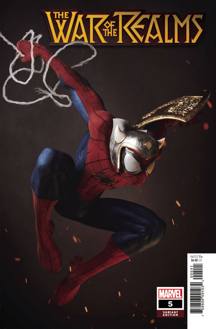 Marvel Comics War of The Realms #5 Comic Book [Victor Hugo Variant Cover]
