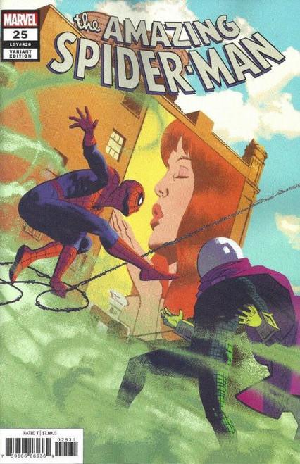 Marvel Comics Amazing Spider-Man #25 Comic Book [Greg Smallwood Variant Cover]