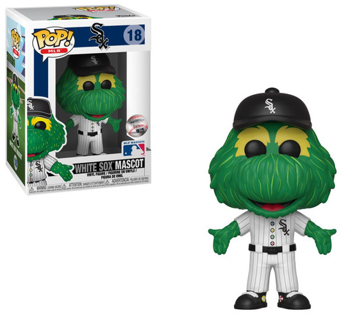 Funko MLB Chicago White Sox POP! Sports Baseball Southpaw Vinyl Figure [Mascot, Damaged Package]