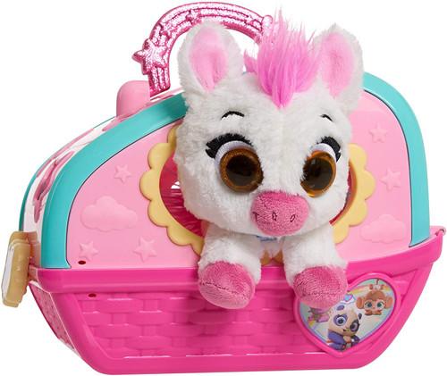 Disney Junior TOTS (Tiny Ones Transport Service) Care For Me Carrier Plush Set [Pony]