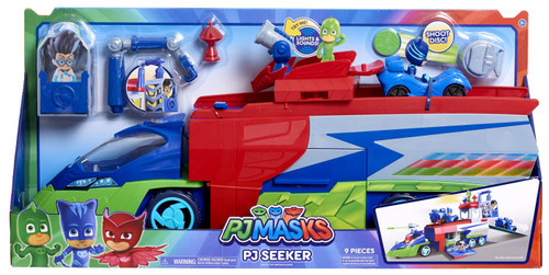 Disney Junior PJ Masks PJ Seeker Vehicle Playset
