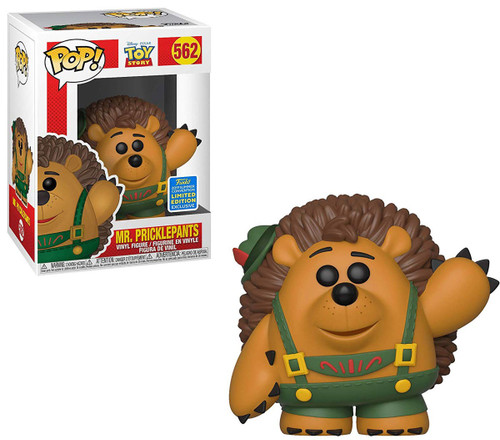 Funko Disney / Pixar Toy Story POP! Disney Mr. Pricklepants Exclusive Vinyl Figure #562