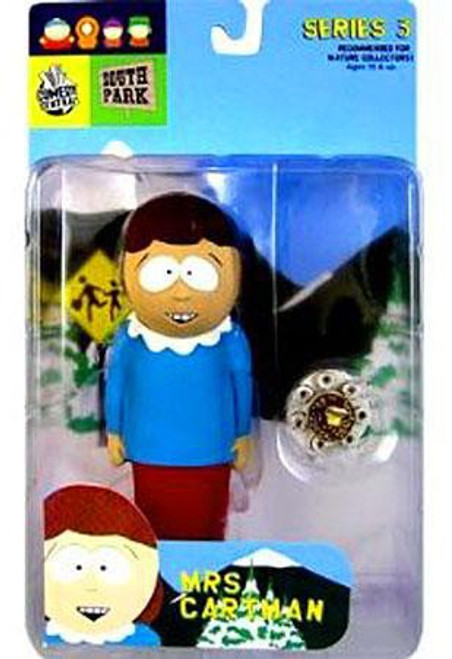 South Park Series 3 Mrs. Cartman Action Figure