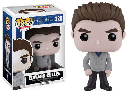 Funko Twilight POP! Movies Edward Cullen Vinyl Figure #320 [Damaged Package]