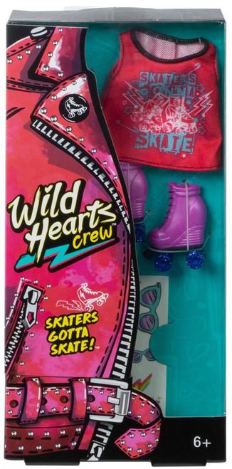 Wild Hearts Crew Skaters Gotta Skate! 4-Piece Accessory Set