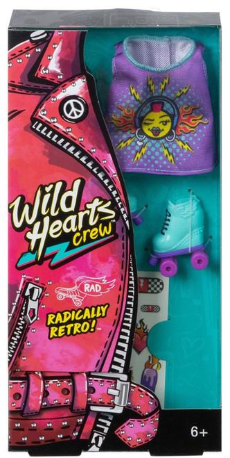 Wild Hearts Crew Radically Retro! 4-Piece Accessory Set