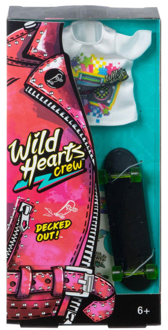 Wild Hearts Crew Decked Out! 4-Piece Accessory Set