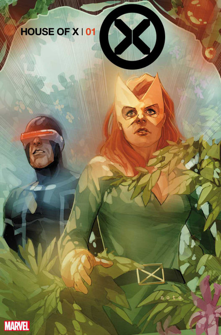 Marvel Comics House of X #1 Comic Book [Phil Noto Variant Cover]