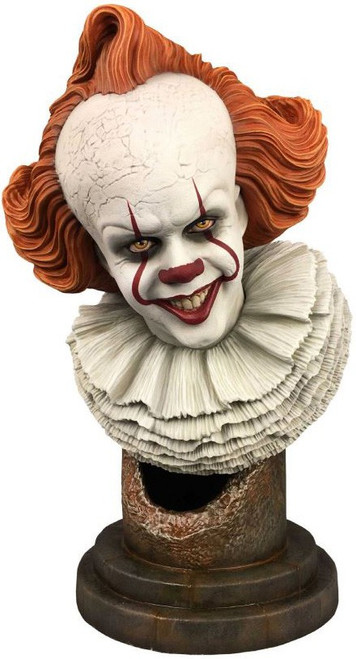 Horror IT Chapter 2 Pennywise 1/2 Limited to 1000 Legends in 3D