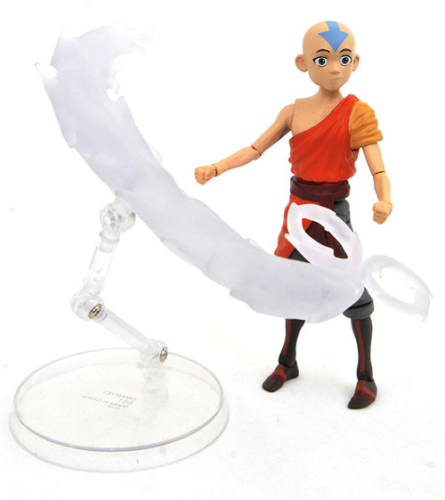 Avatar the Last Airbender Series 1 Aang Action Figure (Pre-Order ships January)