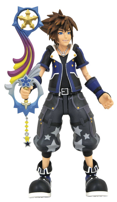 Disney Kingdom Hearts 3 Toy Story Sora Action Figure [Wisdom Form]
