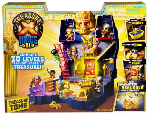 Treasure X Series 3 Kings Gold Treasure Tomb Playset