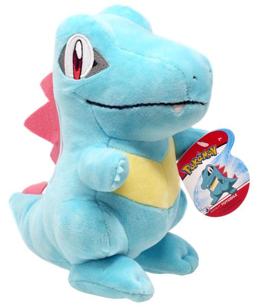 Pokemon Totodile 8-Inch Plush