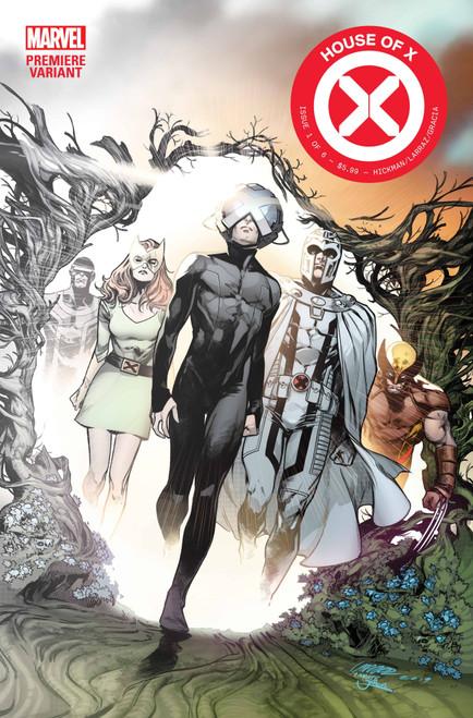 Marvel Comics House of X #1 Comic Book [Pepe Larraz Premiere Variant Cover]
