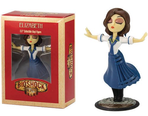 Bioshock Infinite Elizabeth 3.5-Inch Collectible Vinyl Figure