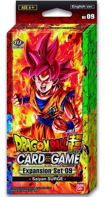 Dragon Ball Super Collectible Card Game Saiyan Surge Expansion Set [09]