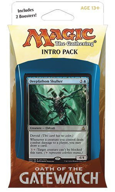 MtG Trading Card Game Oath of the Gatewatch Twisted Reality Intro Decks