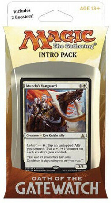 MtG Trading Card Game Oath of the Gatewatch Desperate Stand Intro Decks