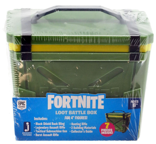 Fortnite Black Shield Back Bling Loot Battle Box
