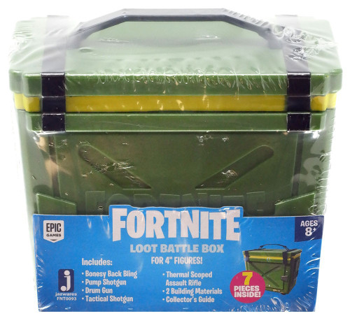 Fortnite Bonesy Back Bling Loot Battle Box
