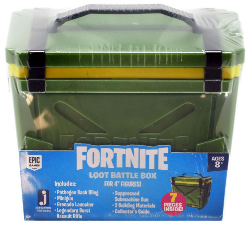 Fortnite Pathogen Back Bling Loot Battle Box