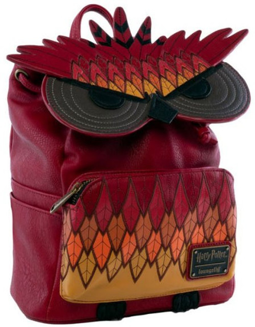 Harry Potter Fawkes Exclusive Mini Backpack