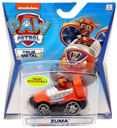 Paw Patrol True Metal Zuma Diecast Car