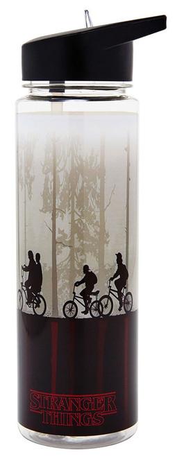 Stranger Things Silhouettes Water Bottle