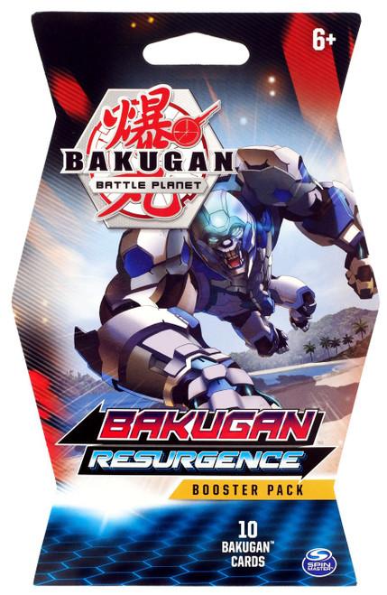 Bakugan Battle Planet Resurgence Booster Pack