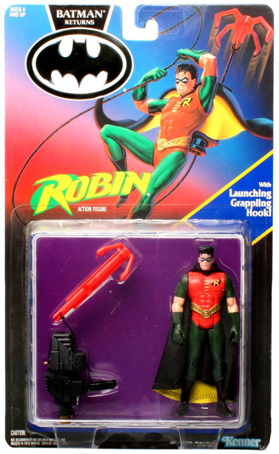DC Universe Batman Returns Robin Action Figure [Launching Grappling Hook]