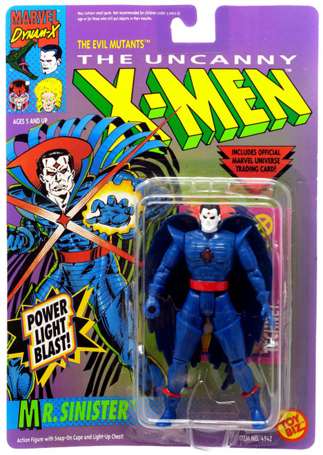Marvel The Uncanny X-Men Mr. Sinister Action Figure