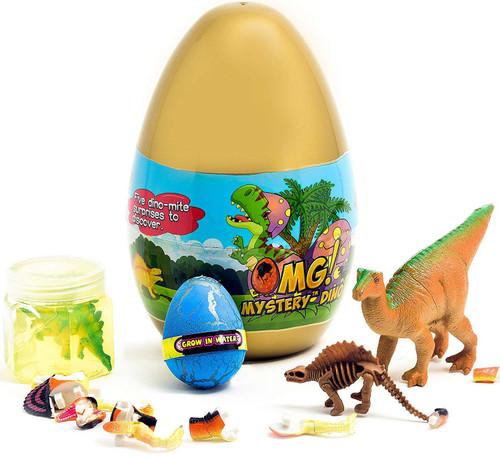 OMG! Mystery Dino Egg Playset