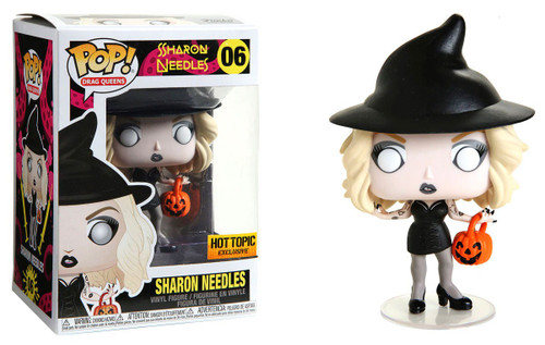 Funko Katya POP! Drag Queens Sharon Needles Exclusive Vinyl Figure [Damaged Package]