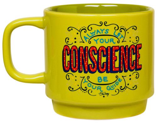 Disney Wisdom Pinocchio Exclusive Mug