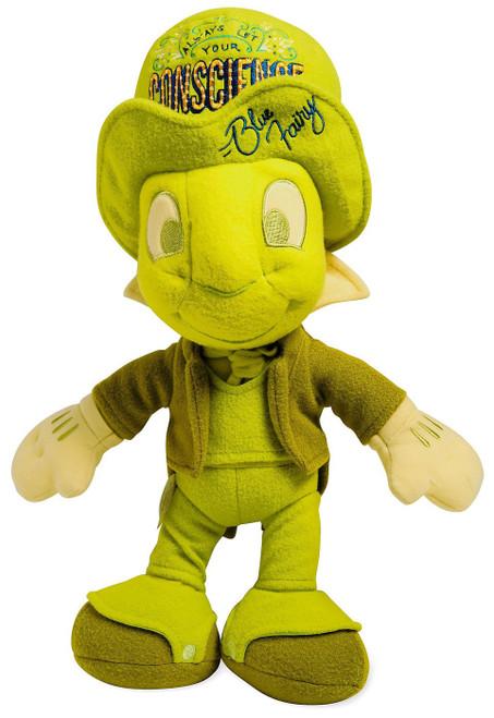 Disney Pinocchio Wisdom Jiminy Cricket Exclusive Plush