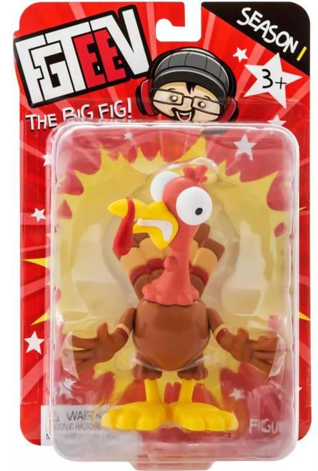 FGTeeV Season 1 Gurkey Turkey Action Figure