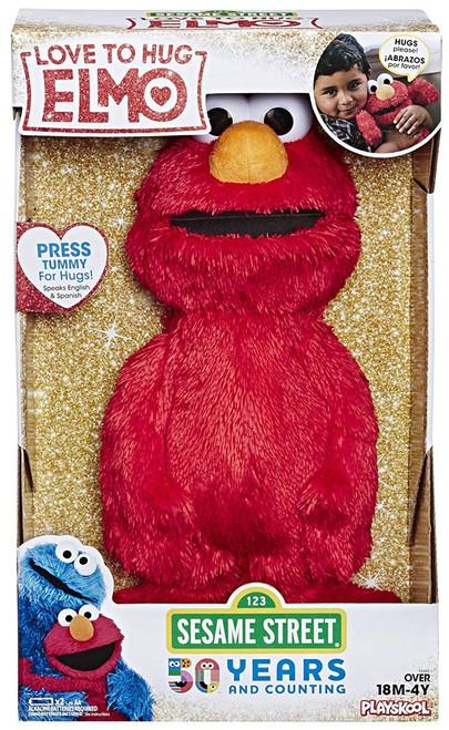 Sesame Street Love to Hug Elmo Figure